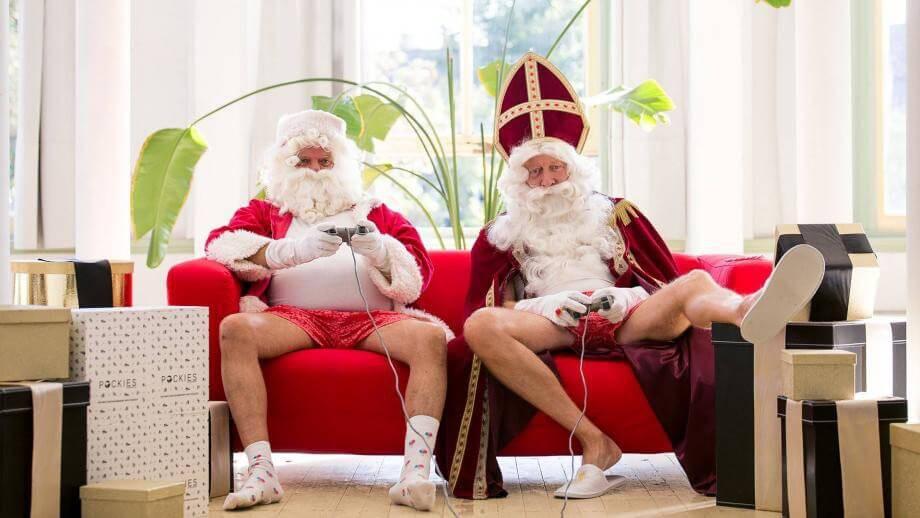Sint en Santa: De ultieme Bromance